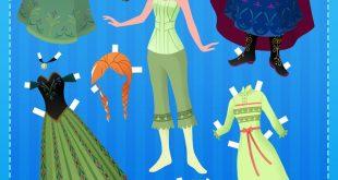 Anna Papercraft