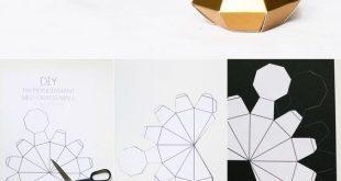 Decoraciones con papel que tu habitación muere por tener