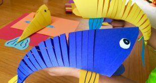 Moving fish craft like Krokotak. www.krokotak.com Skittles Rainbow Trick: https:...