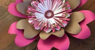 Coolest DIY Paper Flowers For Anyone