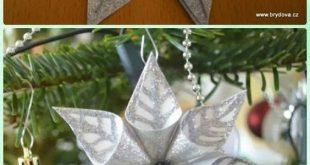 11 Weihnachtsbasteln DIY-Projekte Easy Fun Fun #bastelt #projects #christmas