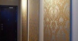 Auf diese Seite erkennen Sie, wie kann man die wunderschöne Wandbilder aus Tape...