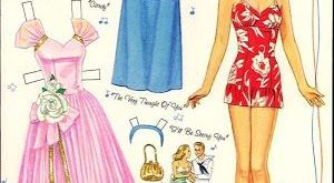 DOLL FROM PAPER: ALL PAPER DOLLS
