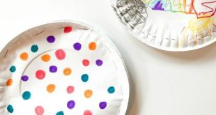 Easy Paper Plate Instruments: A Fun Rainy Day Activity for Kids