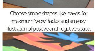 Großartige Positiver und negativer Raum kann schwierig zu lehren sein. Die japanische Kunst d...