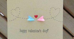 Happy Valentinstag! Diese süße Valentinstag-Karte eignet sich für diejenigen ...