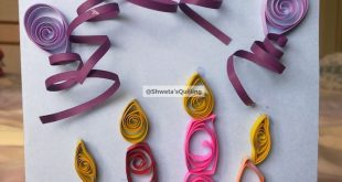 Shweta's Paper Quilling: Quilled Cards