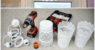 60 Einfache DIY-Kronleuchter-Ideen, die Ihr Zuhause verschönern werden